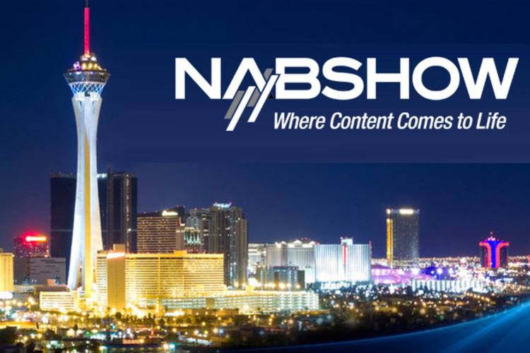 NABShow Las Vegas Promo
