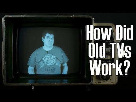 Video Thumbnail - Old TVs