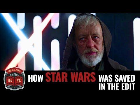 Star Wars Editing