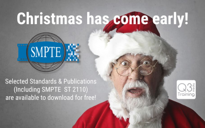 Free SMPTE Standards & Publications